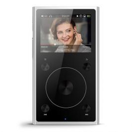 Портативный Hi-Fi плеер FiiO X1 II Silver