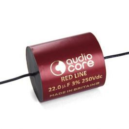 Конденсатор Audiocore Red-Line 250 VDC 22 uF