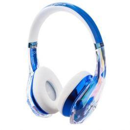 Накладные наушники Monster DiamondZ Clear Blue