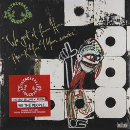 A Tribe Called Quest A Tribe Called Quest - We Got It From Here? Thank You 4 Your Service (2 LP)