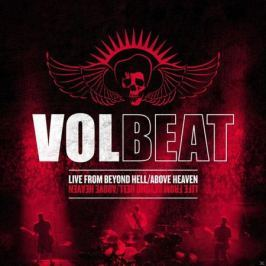 Volbeat Volbeat - Live From Beyond Hell / Above Heaven (3 LP)
