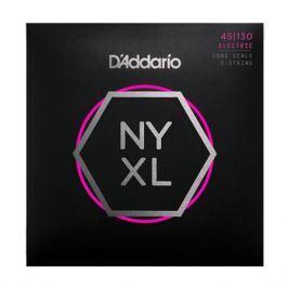 Гитарные струны D'Addario NYXL45130 (для бас-гитары)