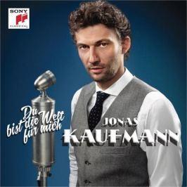Jonas Kaufmann Jonas Kaufmann - Du Bist Die Welt Fur Mich (2 Lp, 180 Gr)