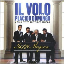 Il Volo / Placido Domingo Il Volo / Placido Domingo - Notte Magica - A Tribute To The Three Tenors (2 LP)
