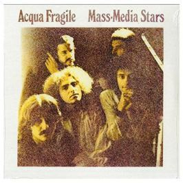 Acqua Fragile Acqua Fragile - Mass-media Stars (180 Gr)