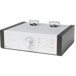 Ламповый фонокорректор Pro-Ject Tube Box DS2 Silver/Eucalyptus