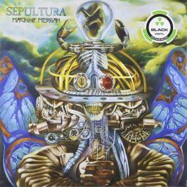 Sepultura Sepultura - Machine Messiah (2 LP)