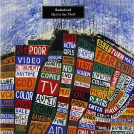 Radiohead Radiohead - Hail To The Thief (2 LP)