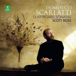 Scott Ross Scott Ross - Scarlatti: 13 Sonatas