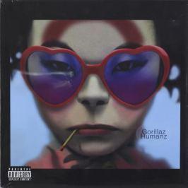 Gorillaz Gorillaz - Humanz (2 Lp, Deluxe)
