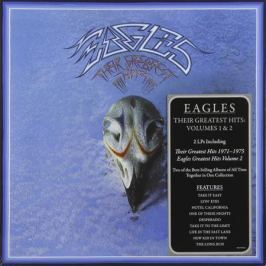 Eagles Eagles - The Greatest Hits Volumes 1 2 (2 LP)