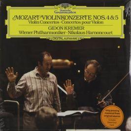 Mozart MozartGidon Kremer - : Violin Concertos 4, 5
