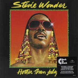 Stevie Wonder Stevie Wonder - Hotter Than July