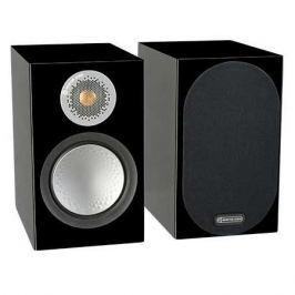 Полочная акустика Monitor Audio Silver 50 Black Gloss