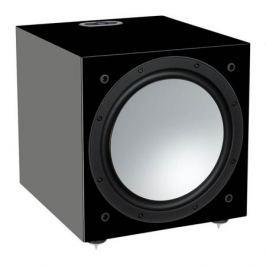 Активный сабвуфер Monitor Audio Silver W12 6G Black Gloss