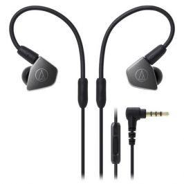 Внутриканальные наушники Audio-Technica ATH-LS70iS Silver