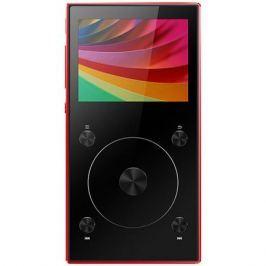 Портативный Hi-Fi плеер FiiO X3 III Red