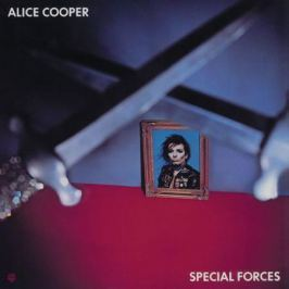 Alice Cooper Alice Cooper - Special Forces (colour)