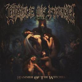 Cradle Of Filth Cradle Of Filth - Hammer Of The Witches (2 LP)