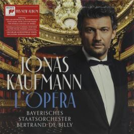 Jonas Kaufmann Jonas Kaufmann - L'opera (2 LP)
