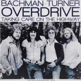 Bachman-turner Overdrive Bachman-turner Overdrive - Taking Care On The Highway (2 LP)