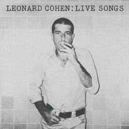 Leonard Cohen Leonard Cohen - Live Songs (180 Gr)