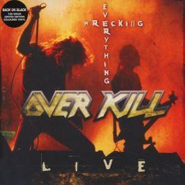 Overkill Overkill - Wrecking Everything (2 Lp, Colour)