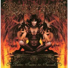 Cradle Of Filth Cradle Of Filth - Bitter Suites To Succubi (colour)