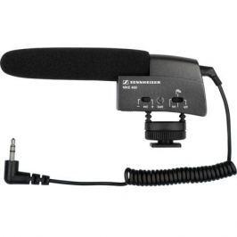 Микрофон для радио и видеосъёмок Sennheiser MKE 400