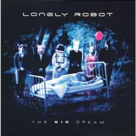Lonely Robot Lonely Robot - The Big Dream (2 Lp+cd)