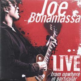 Joe Bonamassa Joe Bonamassa - Live From Nowhere In Particular (2 LP)