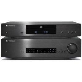 Стереоусилитель Cambridge Audio CXA 60 + CXC Black