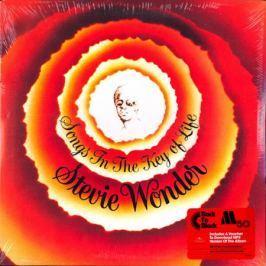 Stevie Wonder Stevie Wonder - Songs In The Key Of Life (2 Lp+7 )