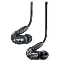 Внутриканальные наушники Shure SE215 Black