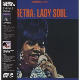 Aretha Franklin Aretha Franklin - Lady Soul / I Never Loved A Woman (2 LP)