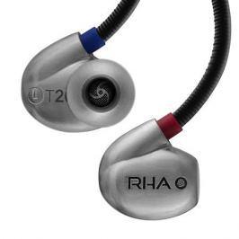 Внутриканальные наушники RHA T20 NW Silver
