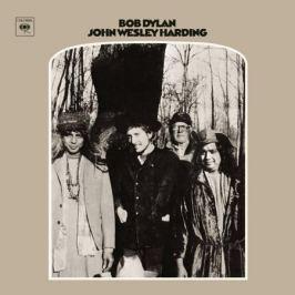 Bob Dylan Bob Dylan - John Wesley Harding (2010 Mono Version) (180 Gr)