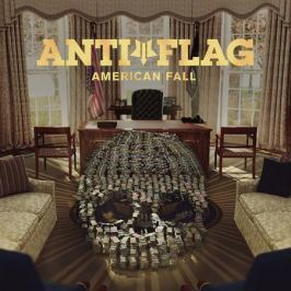 Anti-flag Anti-flag - American Fall