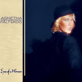 ABBA ABBAAgnetha Faltskog - Eyes Of A Woman (colour)