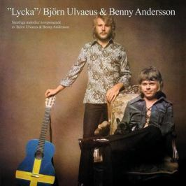 ABBA ABBABjorn Ulvaeus Benny Andersson - Lycka (colour)