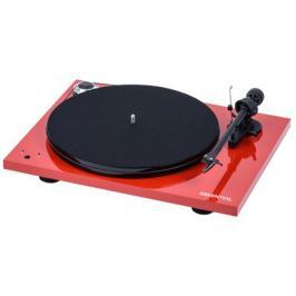 Виниловый проигрыватель Pro-Ject Essential III RecordMaster Red (OM-10)