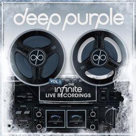 Deep Purple Deep Purple - Infinite Live Recordings, Vol.1 (3 LP)