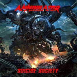 Annihilator Annihilator - Suicide Society