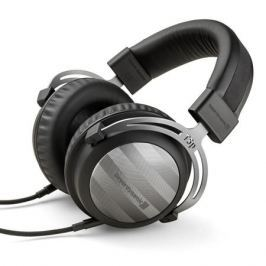 Охватывающие наушники Beyerdynamic T5p 2nd Generation Black/Silver