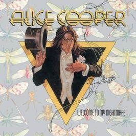 Alice Cooper Alice Cooper - Welcome To My Nightmare (colour)