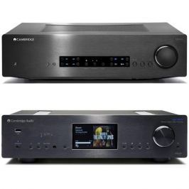 Стереоусилитель Cambridge Audio CXA 80 + 851N Black