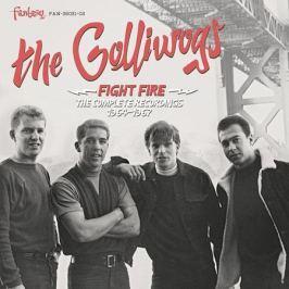 Golliwogs Golliwogs - Fight Fire: Complete Recordings 1964 - 1967 (2 LP)