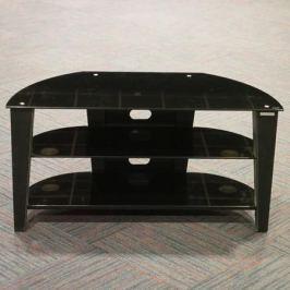 Hi-Fi стойка Norstone AV 4 Black/Black (уценённый товар)