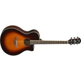 Гитара электроакустическая Yamaha APX600 Old Violin Sunburst