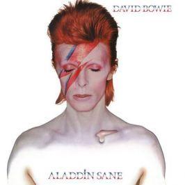 David Bowie David Bowie - Aladdin Sane (180 Gr, Colour)